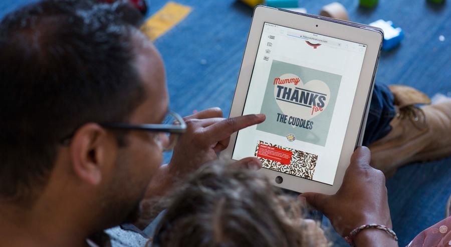 digital book - the book of everyone