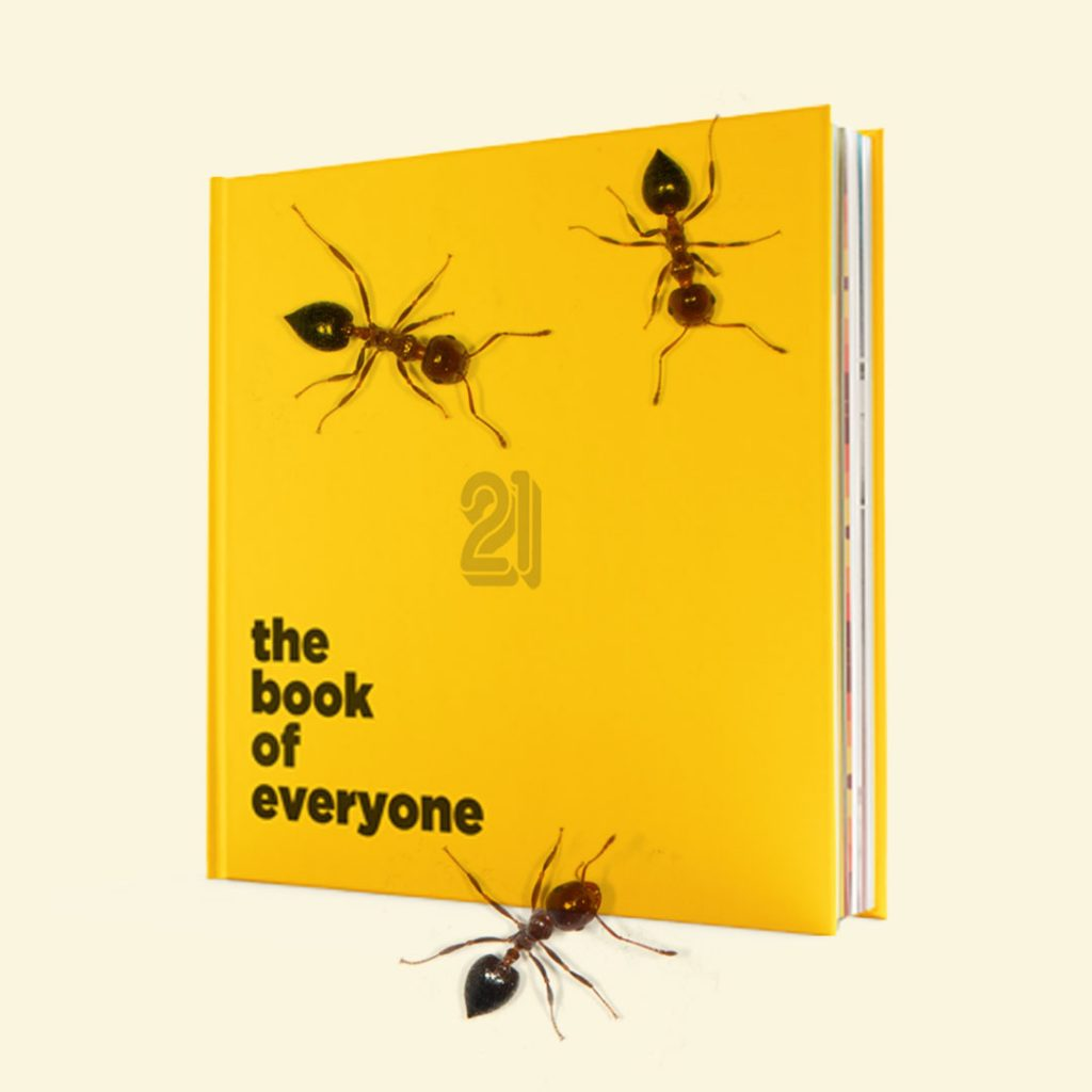 Ant Farm Colony - The book of everyone