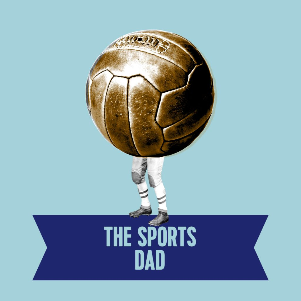 2. the sports dad type