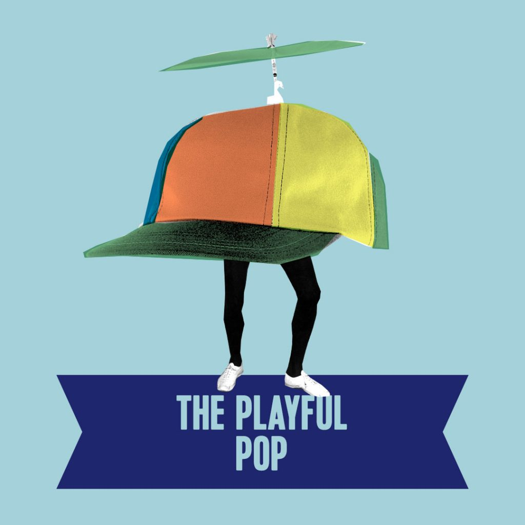 7. the playful pop type