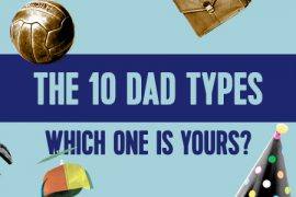 10 type of dads