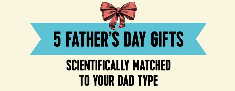 5 Father's Day Gifts Ideas