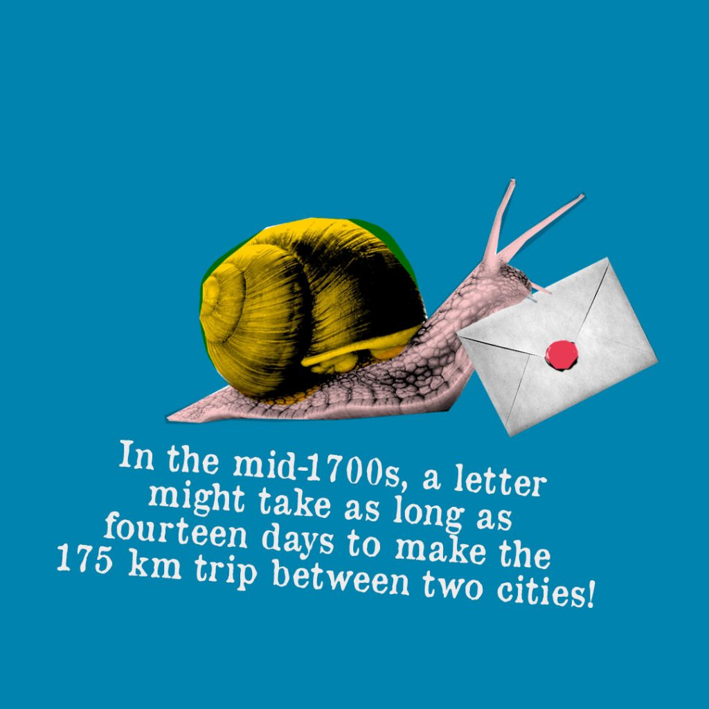 letters 1700 - long distance relationships