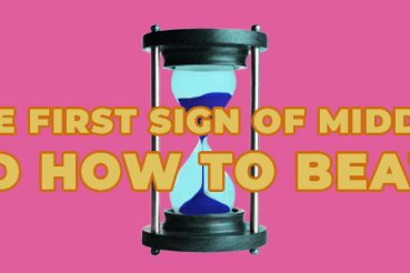 The first sign of middle age. And how to beat it.