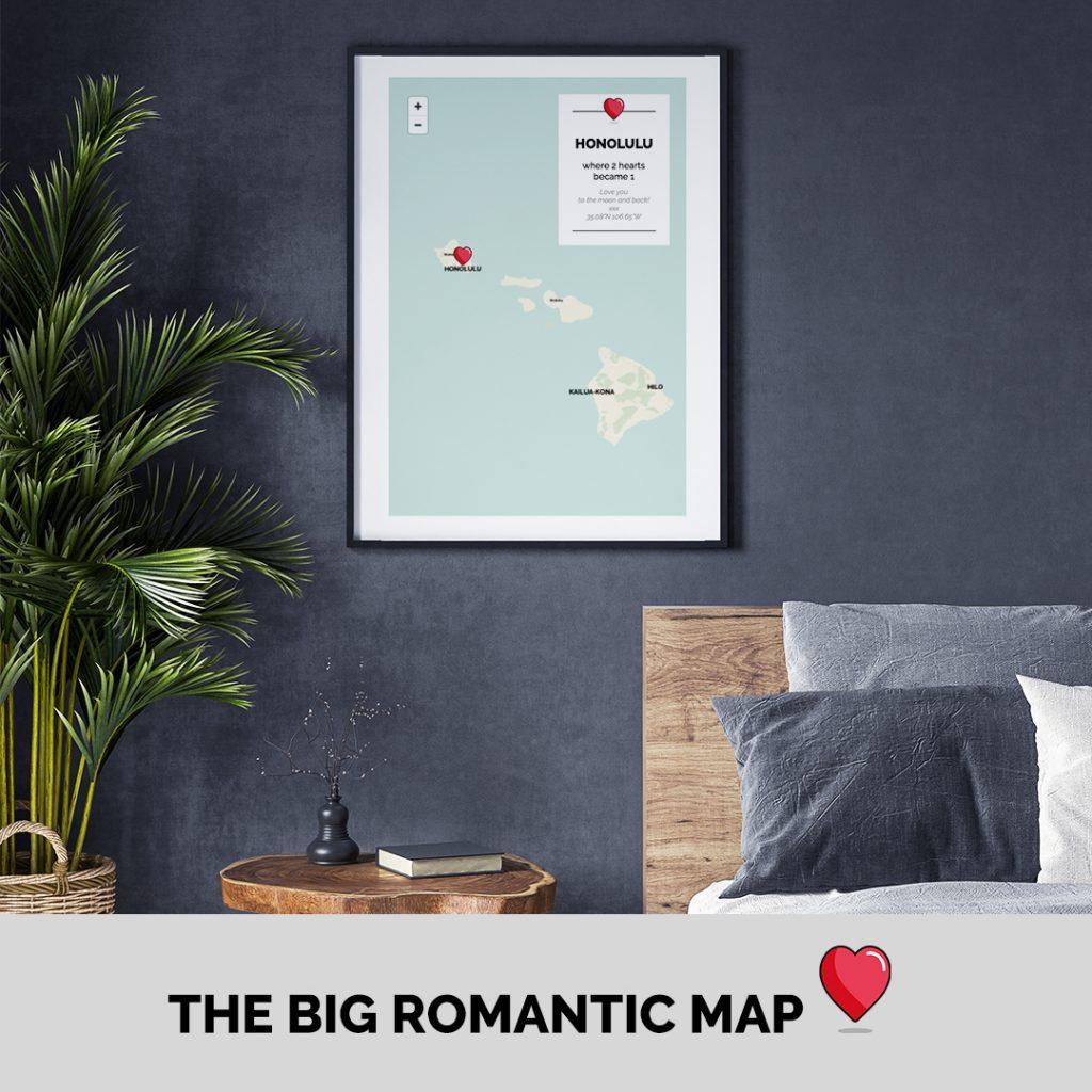 Big Romantic Map