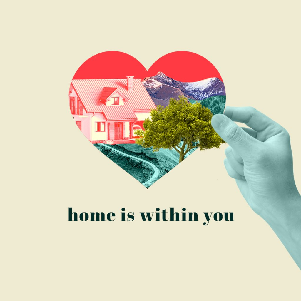 home is within you