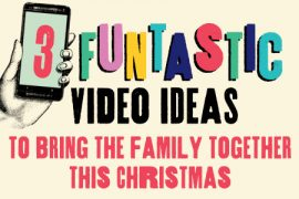 fun video ideas bring family together christmas 2020