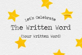 written word children kids international book day