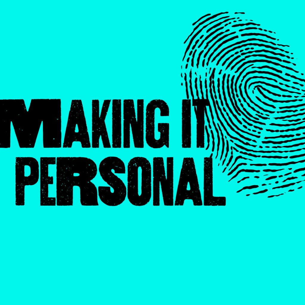 making it personal personalised books