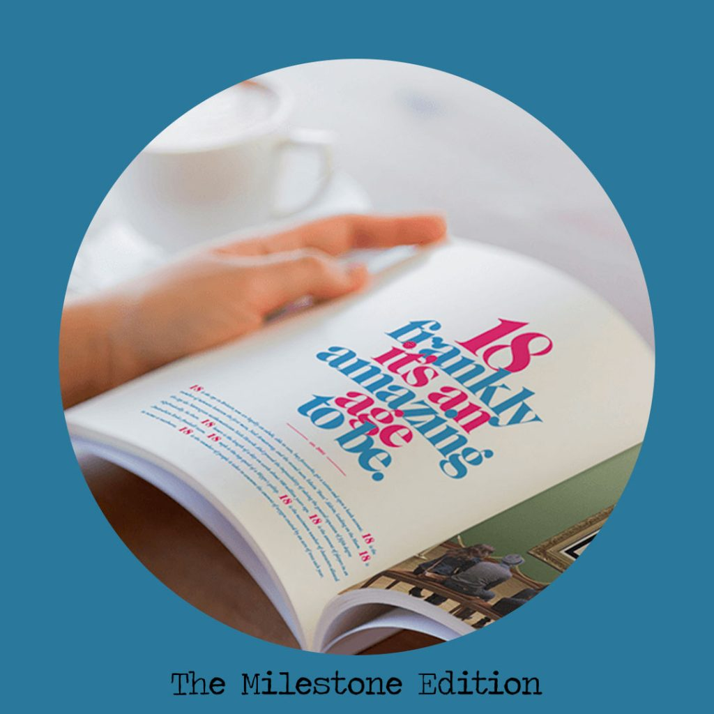 the book of everyone milestone edition personalised books