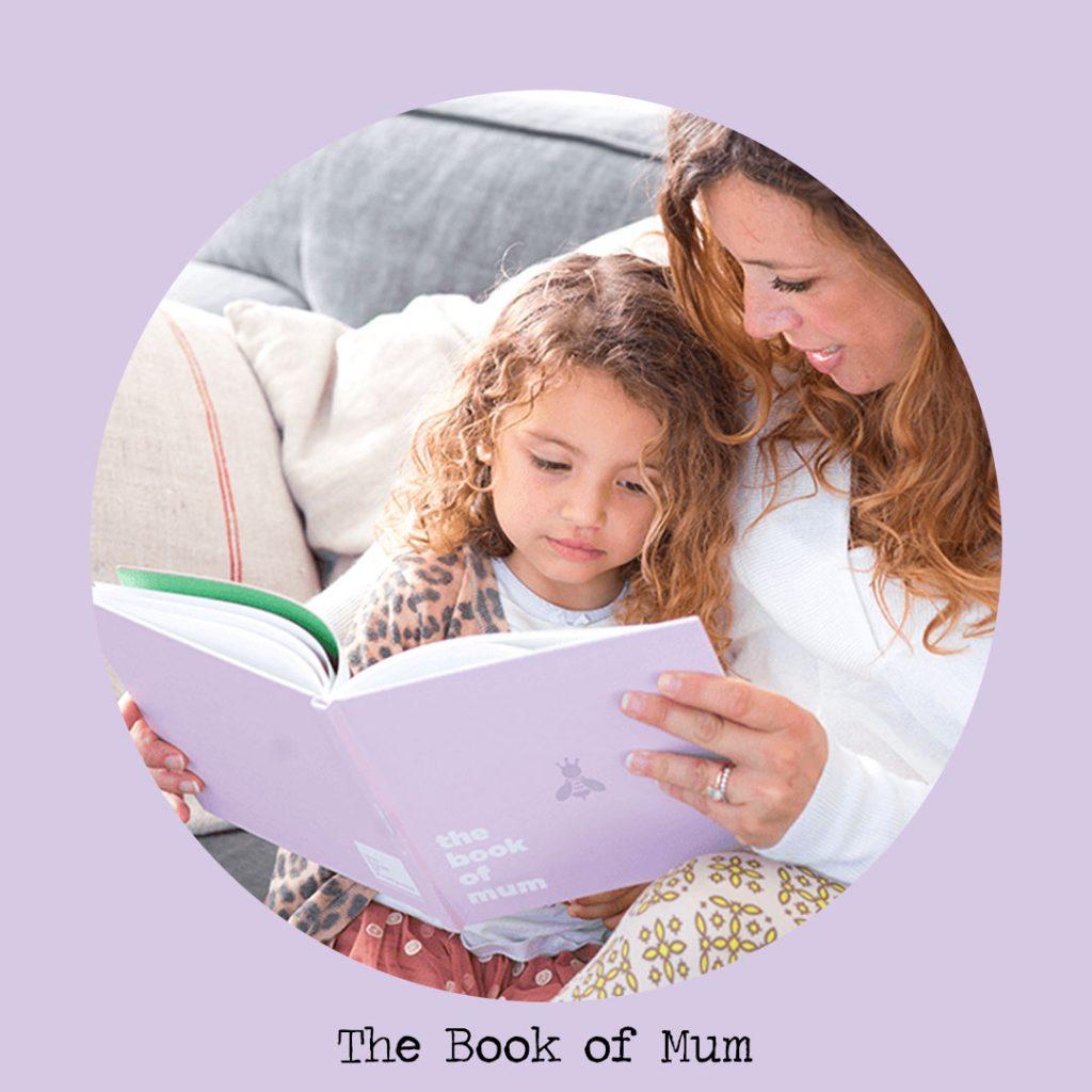 the book of mum personalised books