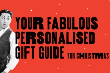 your fabulous personalised gift guide for christmas