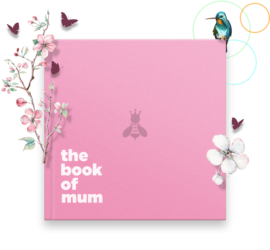 personalised book for your mum