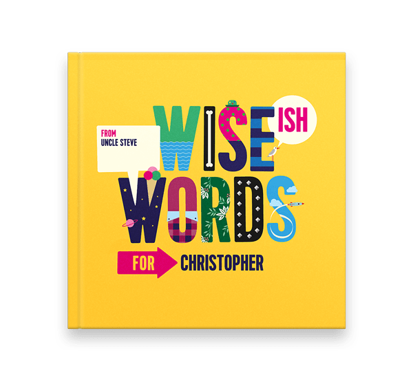 Wise(ish) Words preview